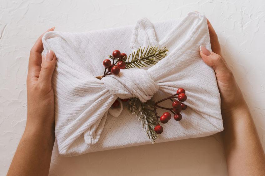 Cadeau tissu